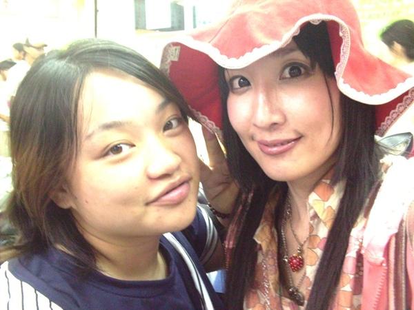 三月兔老師&小梅子