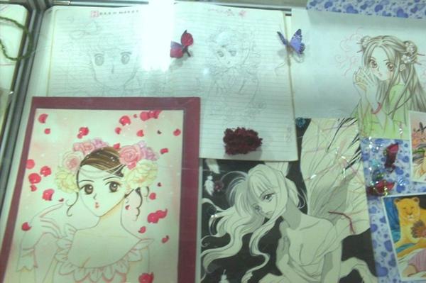 老師與繪畫的心路歷程1