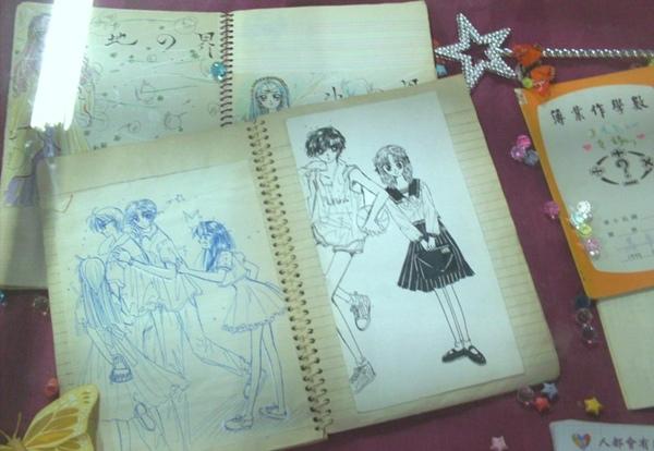 老師與繪畫的心路歷程3