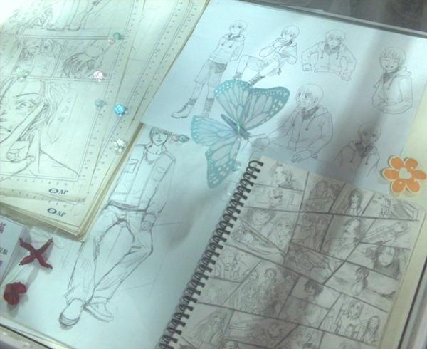 老師與繪畫的心路歷程10
