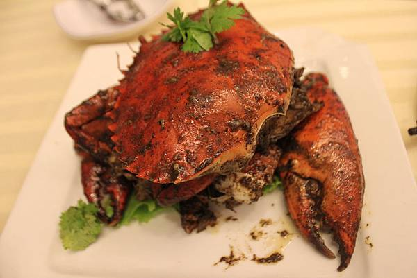 長提胡椒螃蟹