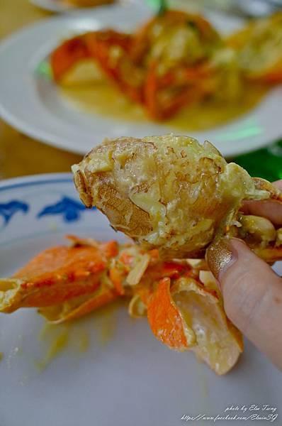 起司螃蟹無招牌