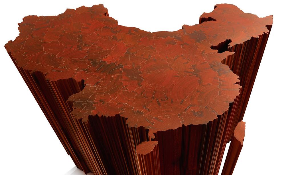 艾未未_中國地圖
