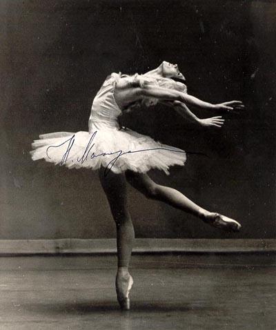 Makarova as Odette