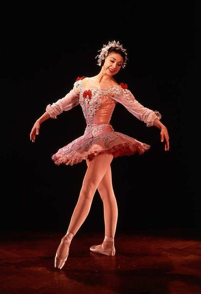 Fonteyn as Aurora