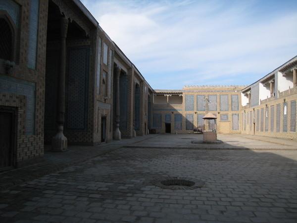 Khiva (希瓦)  Inchan Qala Tash Hauli Harem