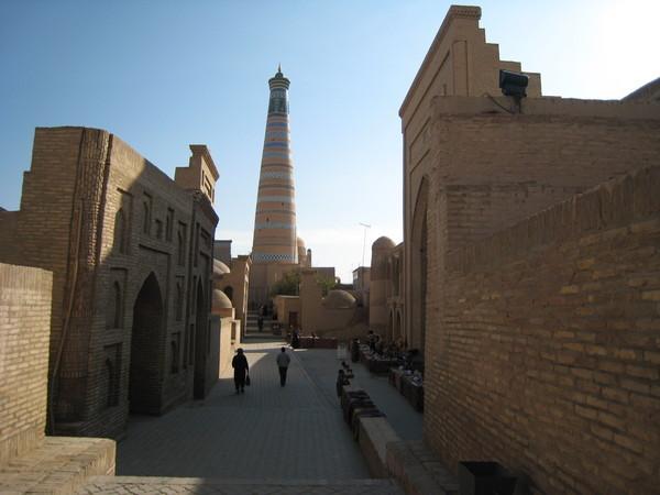 Khiva (希瓦) Islam Khodja Ensemble