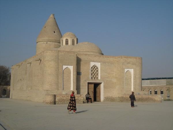 Bukhara (布哈拉) Chashma Ayyub 水神紀念館