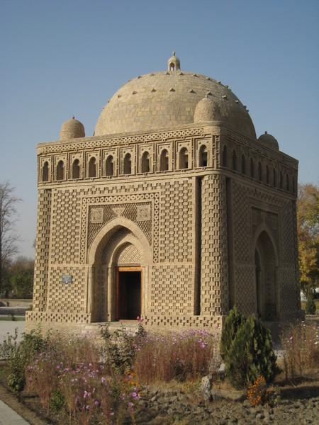 Bukhara (布哈拉) Ismoil Sumoniy Mausoleum