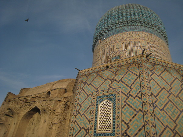 Samarkand (撒爾馬罕) - Gur Emir Mausoleum Magnificent Dome