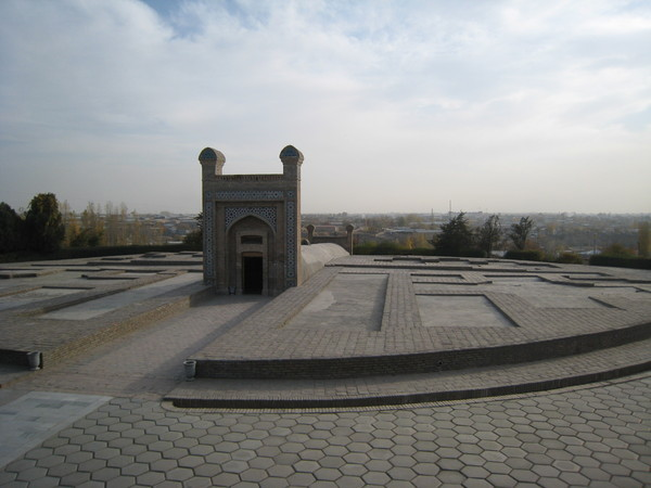Samarkand (撒爾馬罕) Ulugbek Observatory