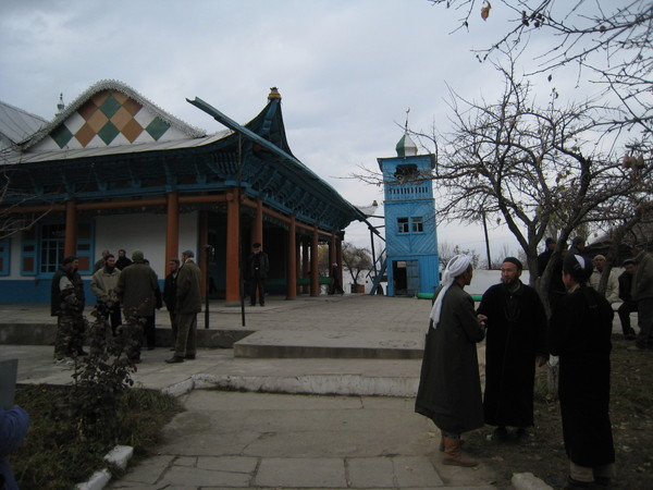 Krygzstan Karakol Dungan Mosque