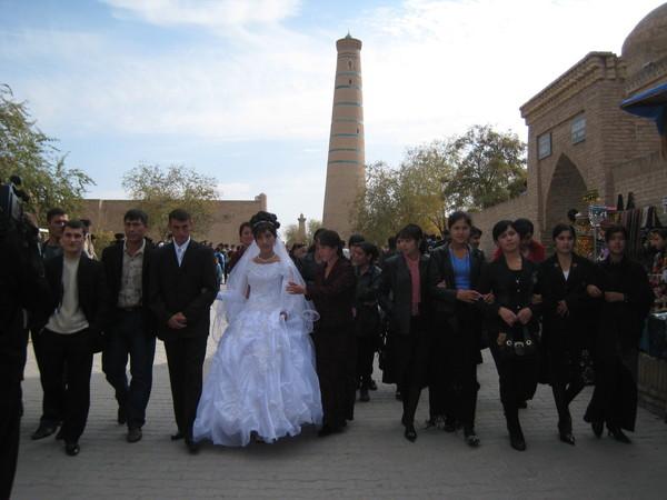 Uzbekistan Khiva Wedding Parade 1