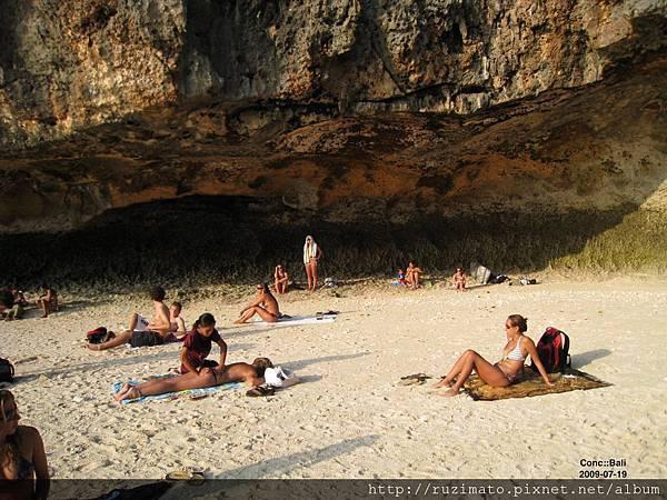 Suluban Beach Massage