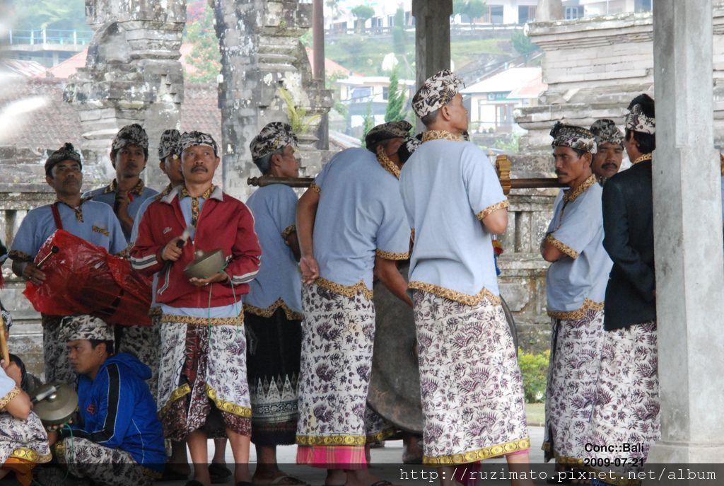 廟會遊行前準備 - 水神廟