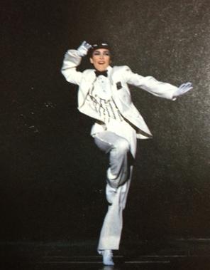 Oura Mizuki in Dancing to Benny Goodman