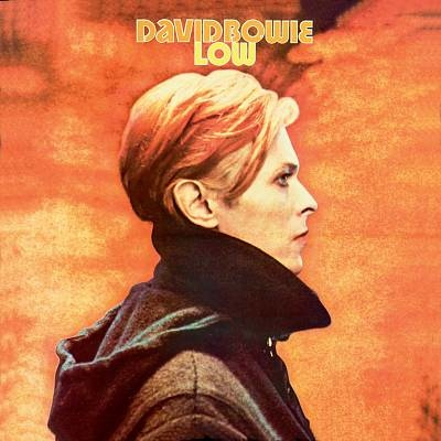 David Bowie Low Album Cover