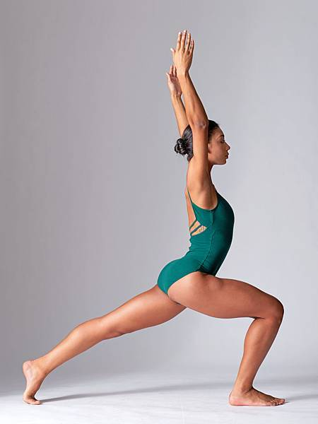 Dance magazine stretch posture