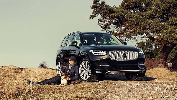 Volvo XC 90 Avicii Feeling Good