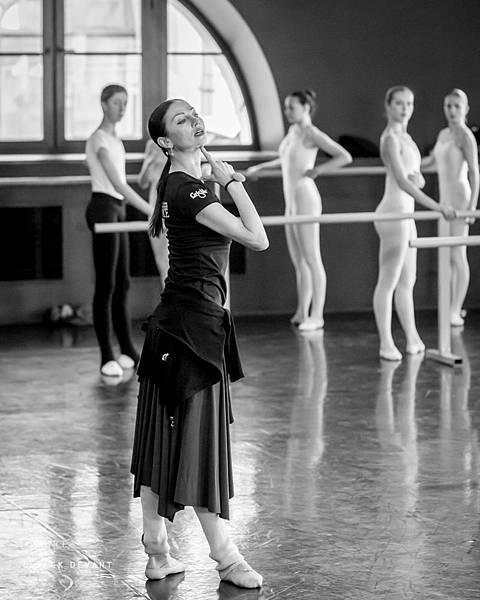 Yulia Makhalina master class in dance open