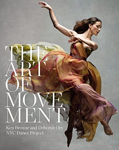 The art of movement book cover Graham Dancer