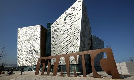Belfast Titanic House