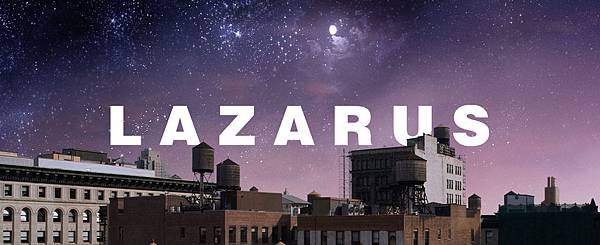 Lazarus musical cover