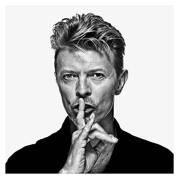 Bowie by Gavin Evans Shhhh