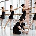 ballet correction