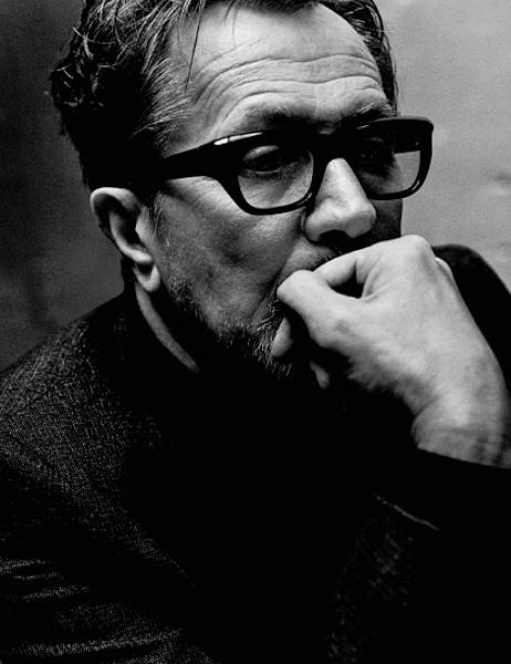 Gary Oldman Interview Magazine Cover