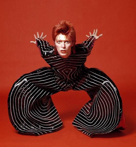 Bowie Yamamoto Sukita Collaboration 1