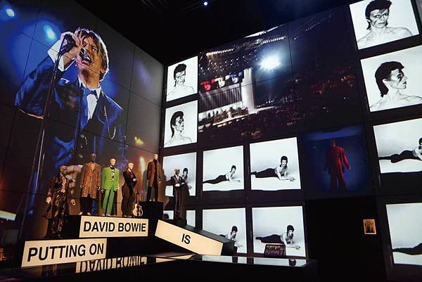 David Bowie IS Concert Moment