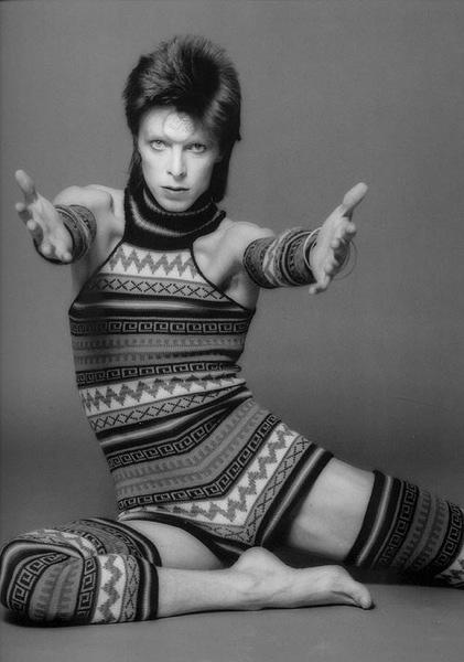 Bowie Yamamoto Sukita Collaboration 2