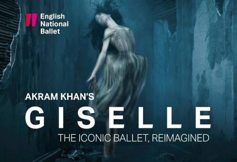 Akram Giselle in Cinema
