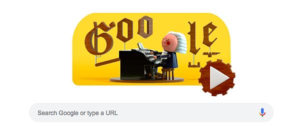 google doodle snapshot