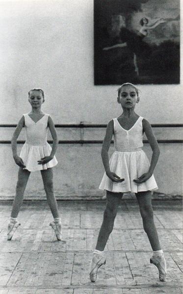 Vaganova academy grade 1 girls