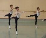Vaganova academy grade 2 boys