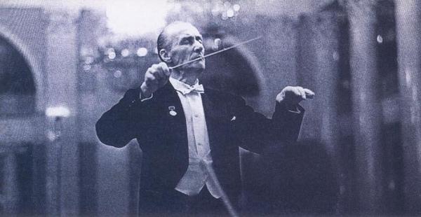 Mravinsky in conducting