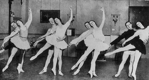 The Rambert Dancers