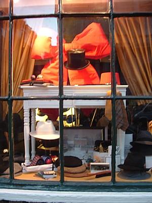 Jermyn Street Cap Shop