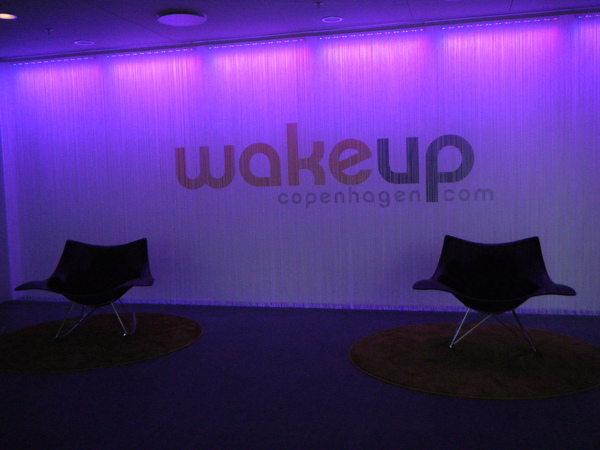 Wake up Copenhagen Entrance Area