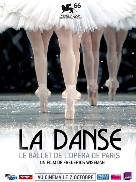 La Danse documentary poster