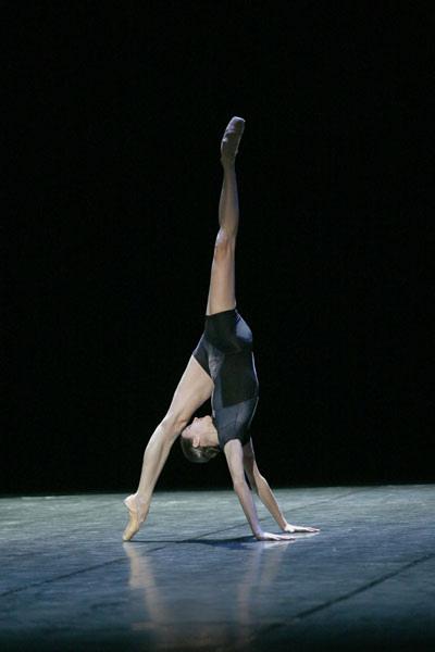 POB modern ballet reportoire