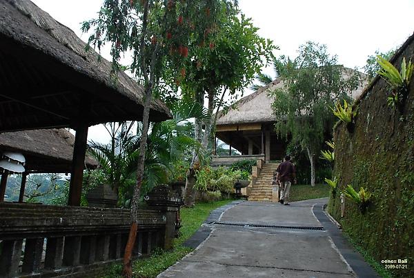 Bali Ubud Puri Wulandari Route to villa