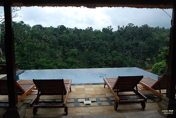 Bali Ubud Puri Wulandari private pool in villa