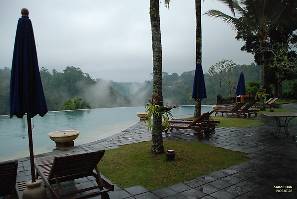 Bali Ubud Puri Wunlandari grand swimming pool