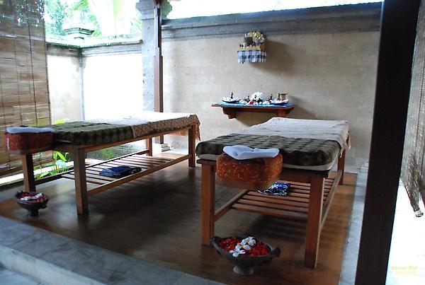Bali Ubud Puri Wulandari spa room