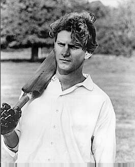 James Wilby in Maurice in the cricket game