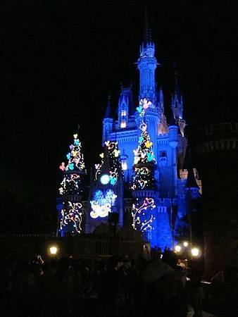 0707246-夜晚的城堡