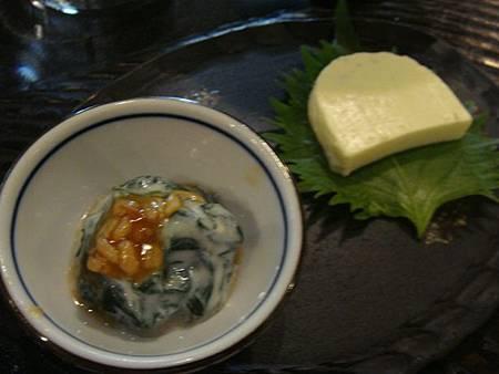 0708071-芥末豆腐&不知名的東西